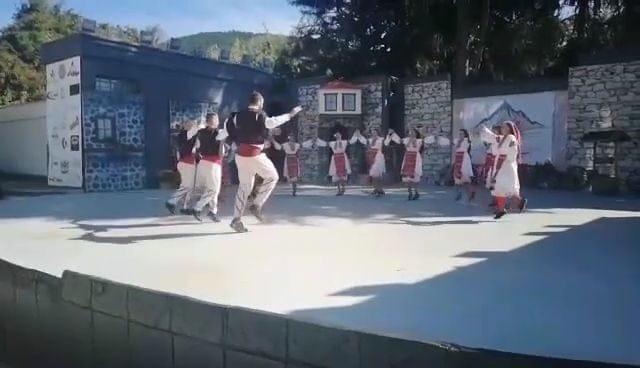 Участие на фестивала във Сандански