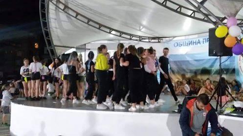 """Националния танцов турнир в Приморско"""" В магията на танца и морето"""""""